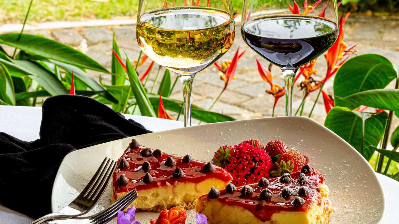 Wine and dish pairing. Variant 4/ღვინისა და კერძის შეხამება. ვარიანტი 4/ Сочетания вина и блюда. Вариант 4
